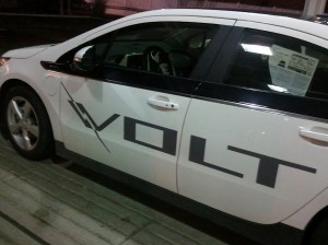 My test drive of a Chevy Volt