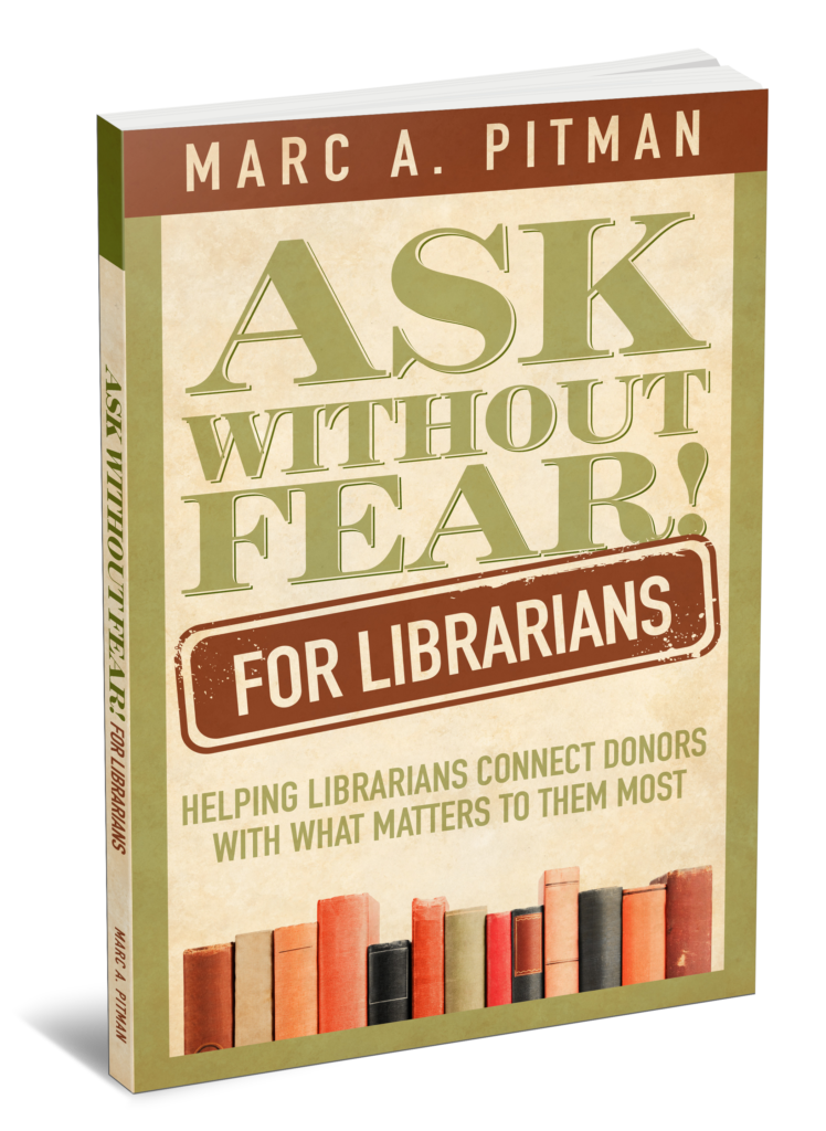 Ask without fear for Librarian